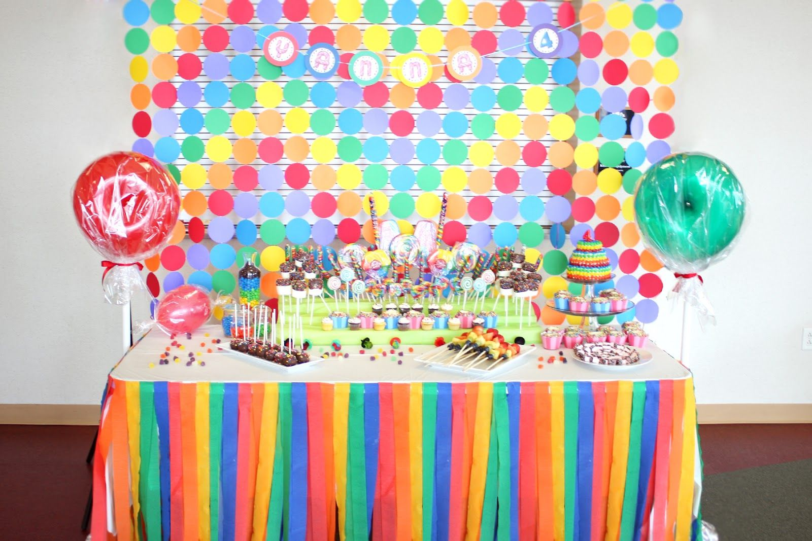 Candyland Party Centerpieces Wwwpixsharkcom Images