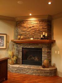beautiful stone fireplaces | Beautiful Stone Fireplace by ...