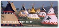 teepee skirt designs - Nomadics Tipis   Tepee ~ Teepee ...
