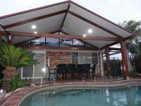 Lanai Roof Panels & 10 Hot Tub Enclosure Winter Ideas That ...