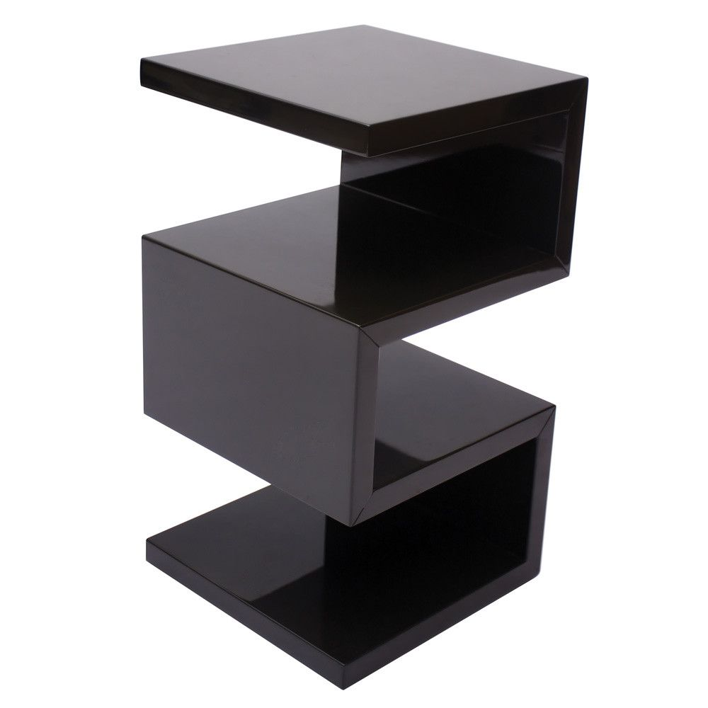 Add modern style to your interior with this haig side table by andrew martin featuring