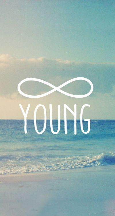 Forever Young - iPhone wallpaper @mobile9 | iPhone 8 & iPhone X Wallpapers, Cases & More ...