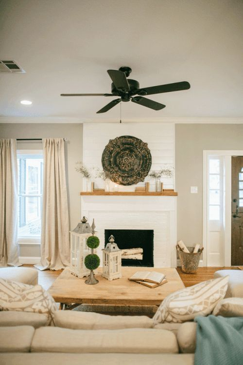 Fixer Upper Mindful gray, Mindful and Gray - mindful gray living room