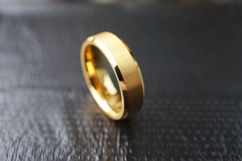 Inspiring Beveled Edge King King Will Rings King Will Rings Review Beveled Edge King Will G Plated Ring King Will G Plated Ring