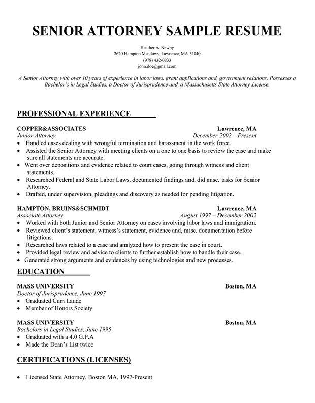 Personal #Driver Resume Sample (resumecompanion) AMG Tampa - middle school resume
