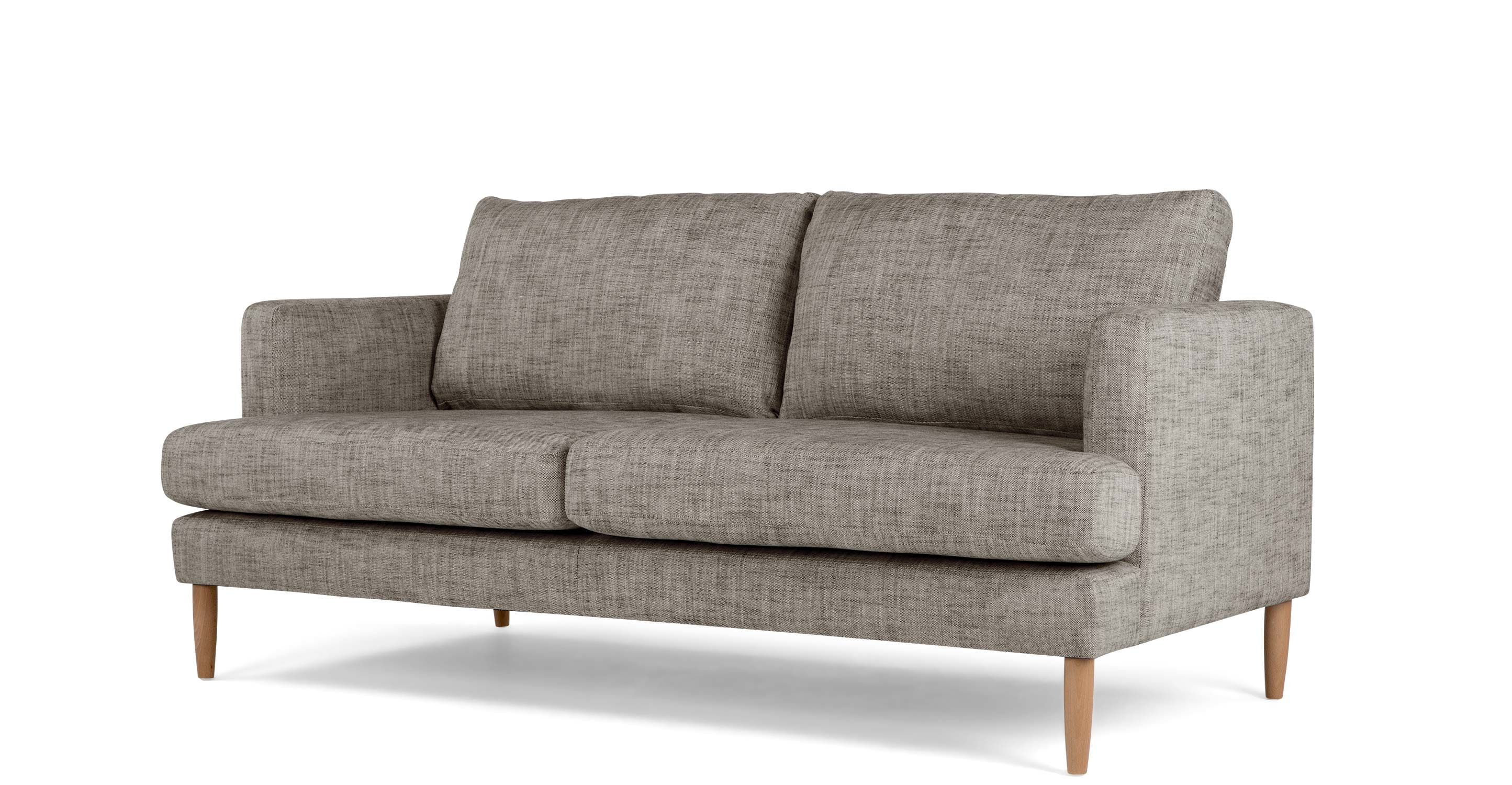Schicke Sofas Kotka 2 Sitzer Sofa Vintage Braun Sitting Rooms Sunroom And Room