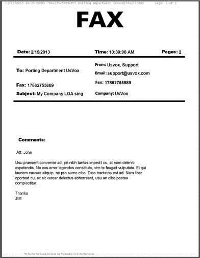 fax example - Google Search Business documents Pinterest - fax examples