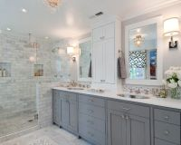 Grey And White Bathroom Design,. | Bathroom | Pinterest ...