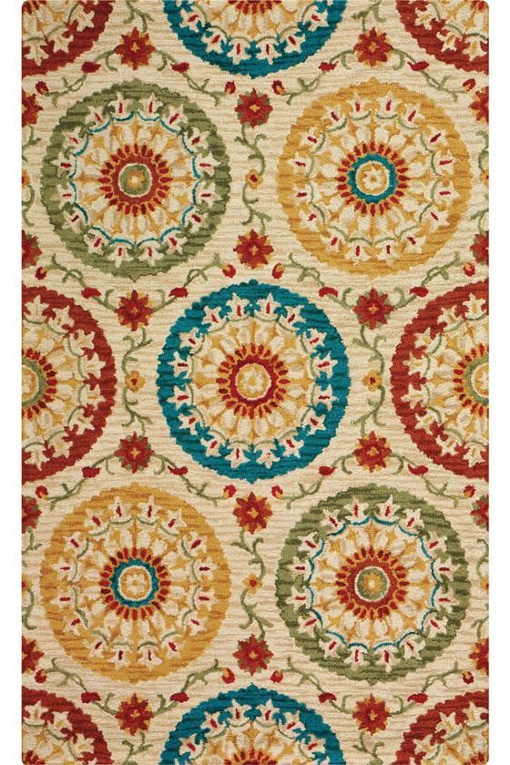 or in cream Paradise Area Rug - Wool Rugs - Area Rugs - Rugs - inexpensive rugs for living room