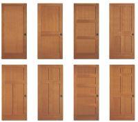 craftsman style interior doors | Bungalow Features ...