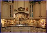 stone copper tiles backsplash | For the Home | Pinterest ...