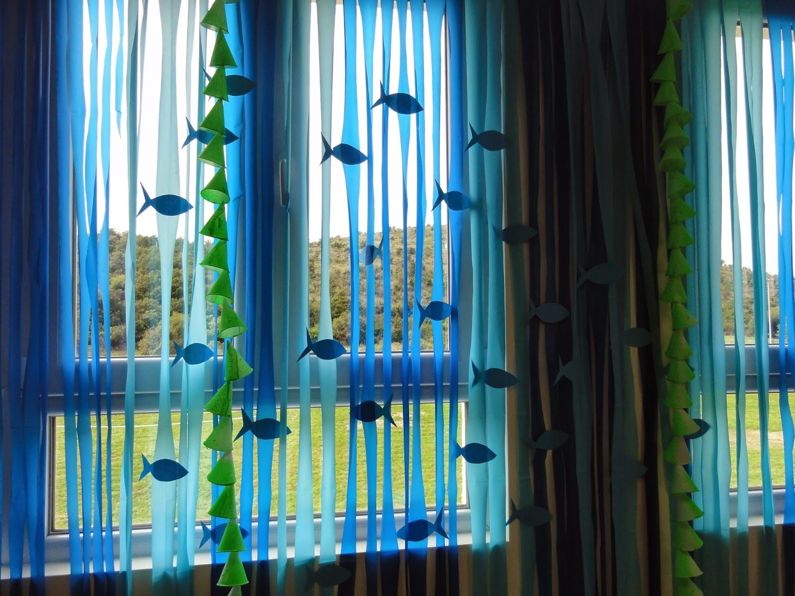 Ocean Theme Decorating Ideas This Post Is Full Of Ideas For The Ocean Classroom Theme