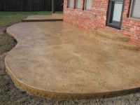 concrete patio surfaces