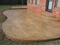 concrete patio surfaces