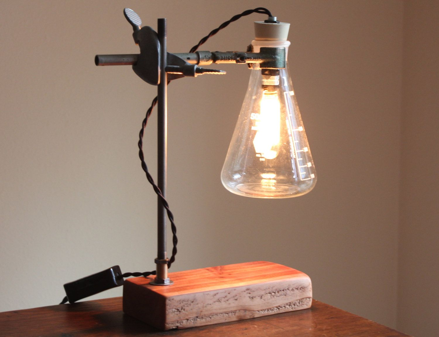 Cool Industrial Lamps Industrial Desk Lamp Science Steampunk Table Light Cool