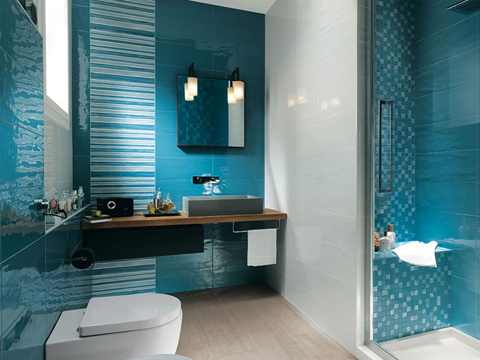 Aqua blue bathroom designs kuyaroom com