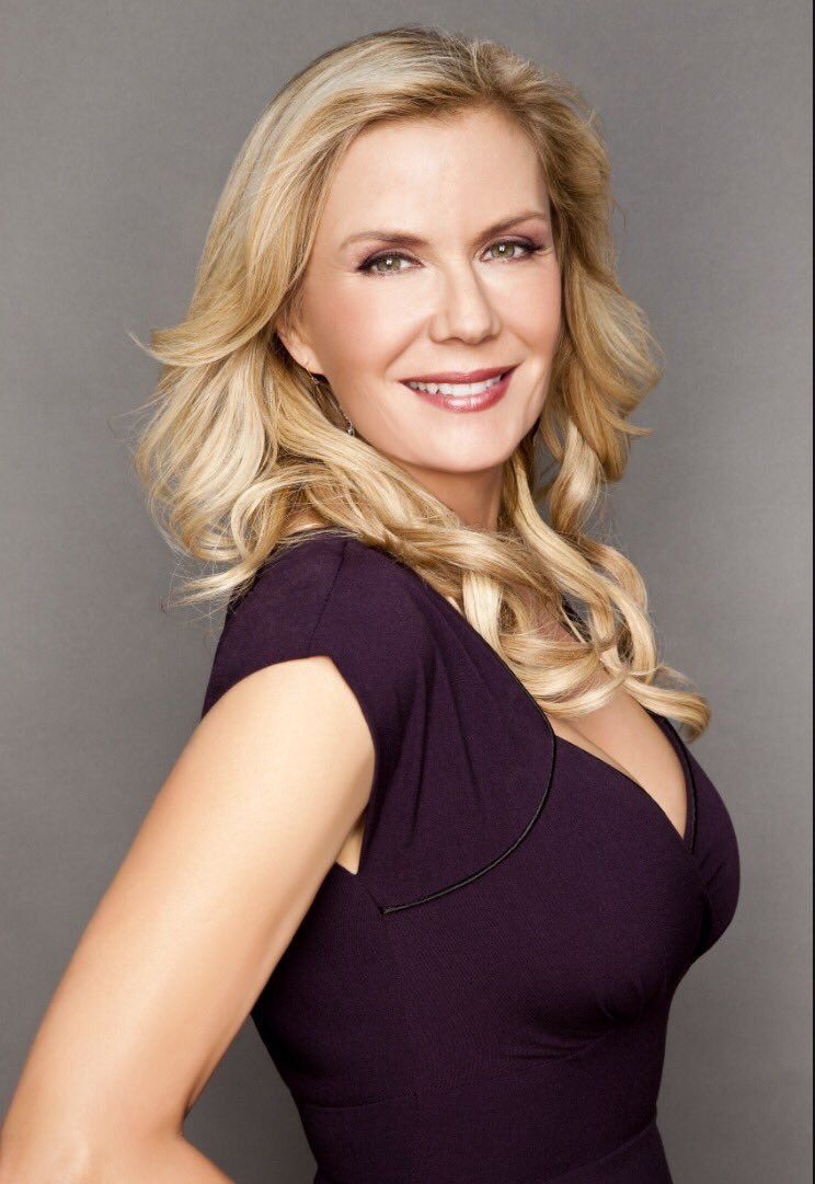 Katherine kelly lang the bold and the beautiful glamour brooke logan