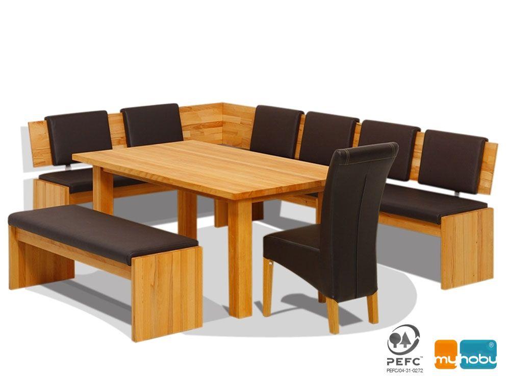 GENIA Eckbank nach Maß Esstischbank myHobu - Möbel aus unserer - eckbank esszimmer