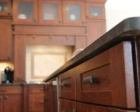 mission style kitchen cabinets   Mission Cabinets Design ...