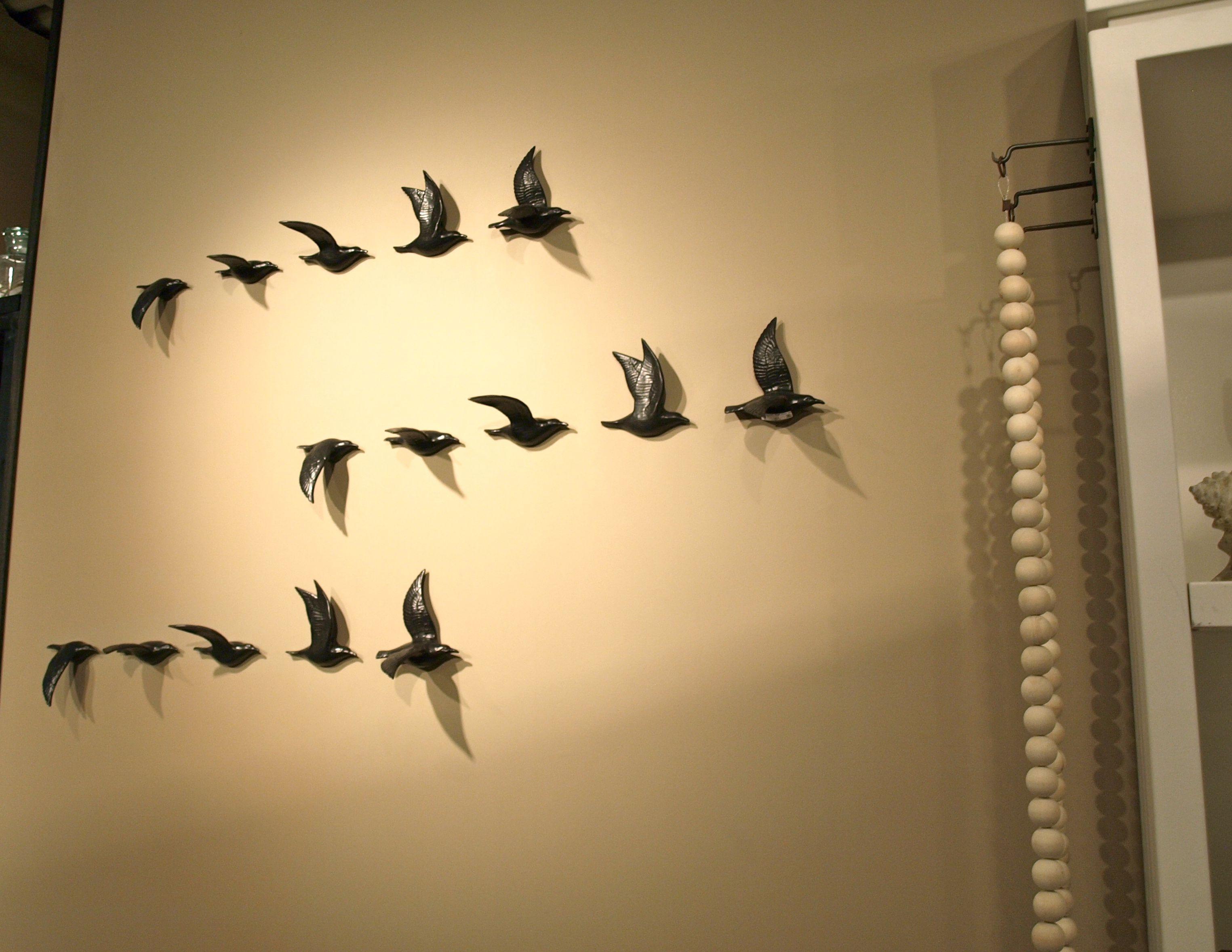 Flying Bird Wall Art - Elitflat