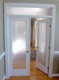 interior french door obscure glass | ... Door Co. on Our ...