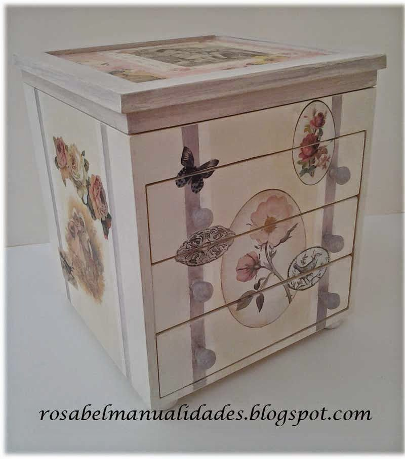 Cajas Decoradas Decoupage Cajas Decoradas | Decoupage And Stenciling
