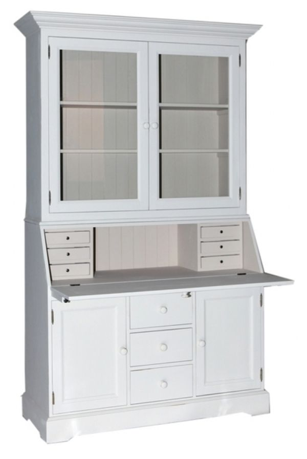 Ladenkastje Ikea Top Excellent Secretaire Meubel Ipv Servieskast Evt In