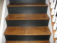 10+ ideas about Stair Risers on Pinterest   Painted steps ...