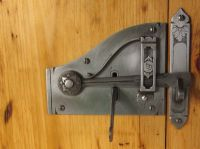 Door Latch by Seth Gould | the art of metalsmithing ...