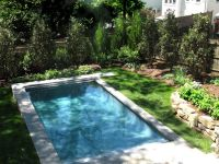 Swimming Pools On Sloped Yards | ... design | Fire Water ...