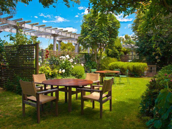 Suchen Sie nach Inspirationen, wie Sie Ihren Garten gestalten? Mit - garten gestalten bilder
