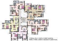 apartment structures | Apartment floor plans of shri ...