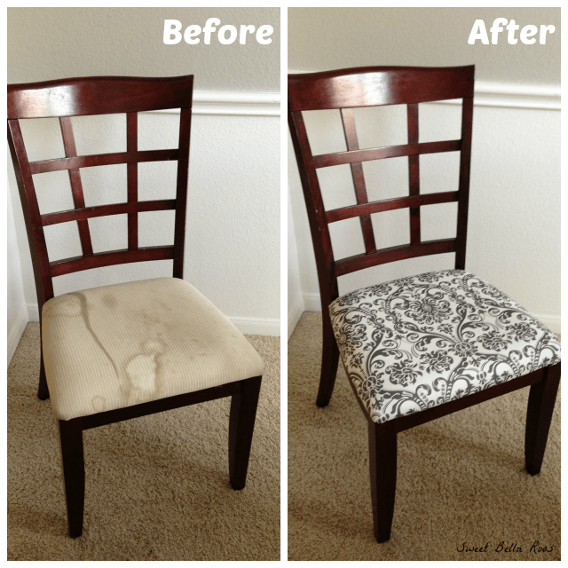 Dining Room Chairs If You Think You Can39t Recover A Chair