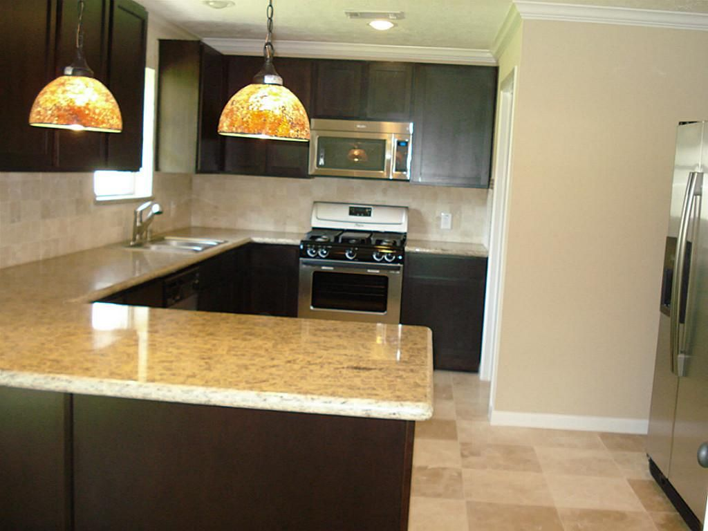 Kitchen Countertops Design Pinterest Modern Kitchen Design With St Cecilia Granite Countertops