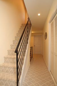 Love this patterned berber carpet   Designer Finishes ...