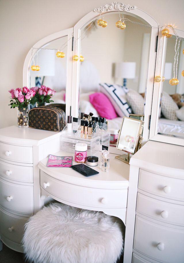 best summer makeup products Hair \ Makeup Pinterest Summer - vanity ideas for bedroom