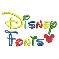disney embroidery applique designs   Disney Alphabet ...