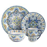 Mediterranean Tile Dinnerware