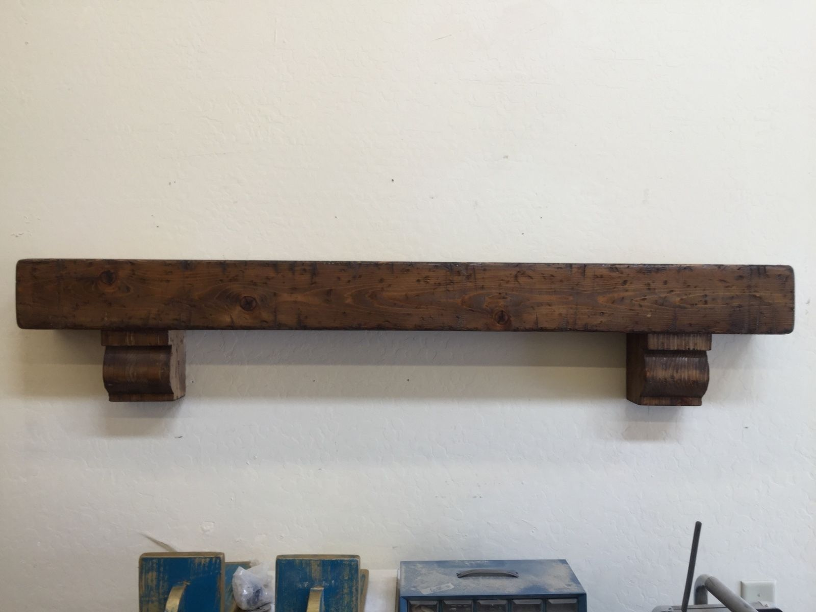 iron brackets for barn wood beam fireplace mantle supports straps