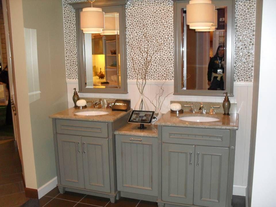 bathroom beadboard pictures bath beadboard and tile backsplash - beadboard bathroom ideas