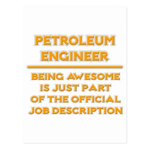 Petroleum Engineer  Job Description Postcard Drilling Engineer - petroleum engineer job description