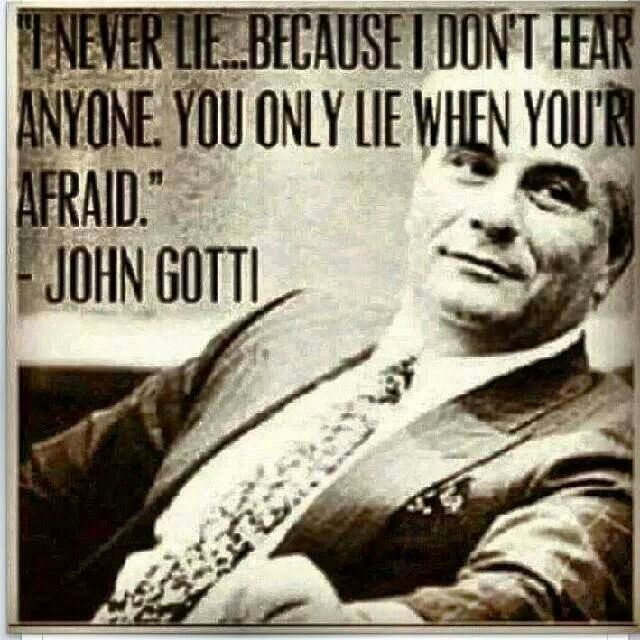 John Gotti Quotes Wallpapers John Gotti Their Father The Godfather Low Life Truths