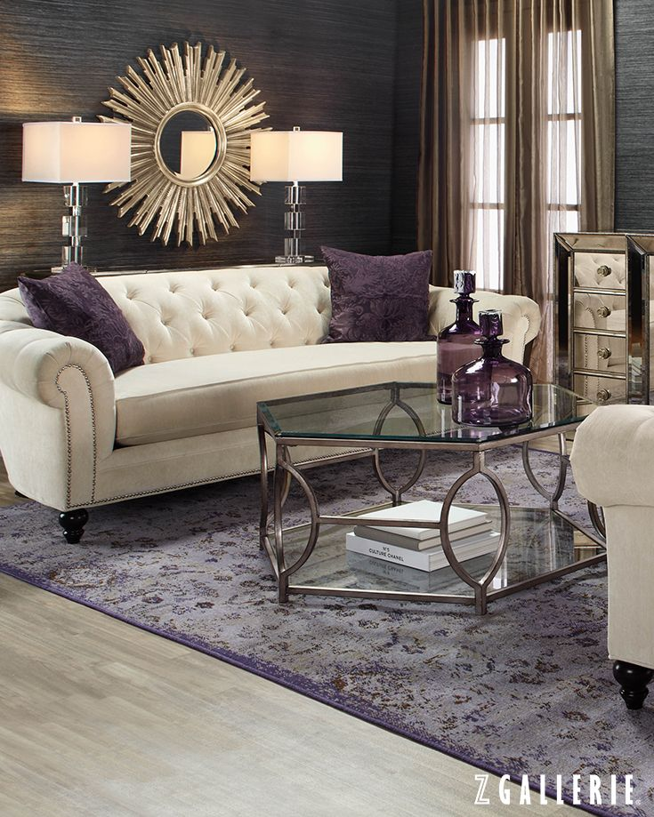 Are you Traditional Twist? Take @zgallerieu0027s Style Personality - beige couch living room