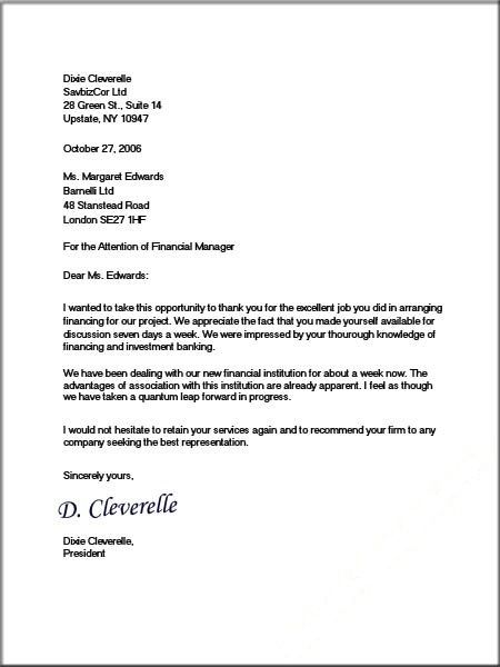 letter sample how write business official format contribution - sample professional business letter