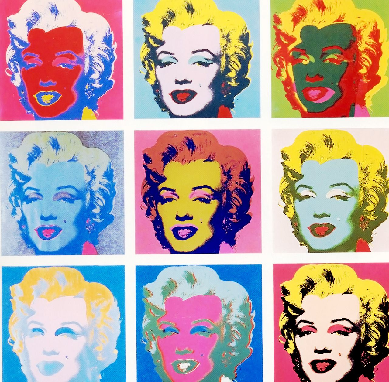 Marilyn Pop Art Andy Warhol Marilyn Monroe By Andy Warhol I Actually Have One Of