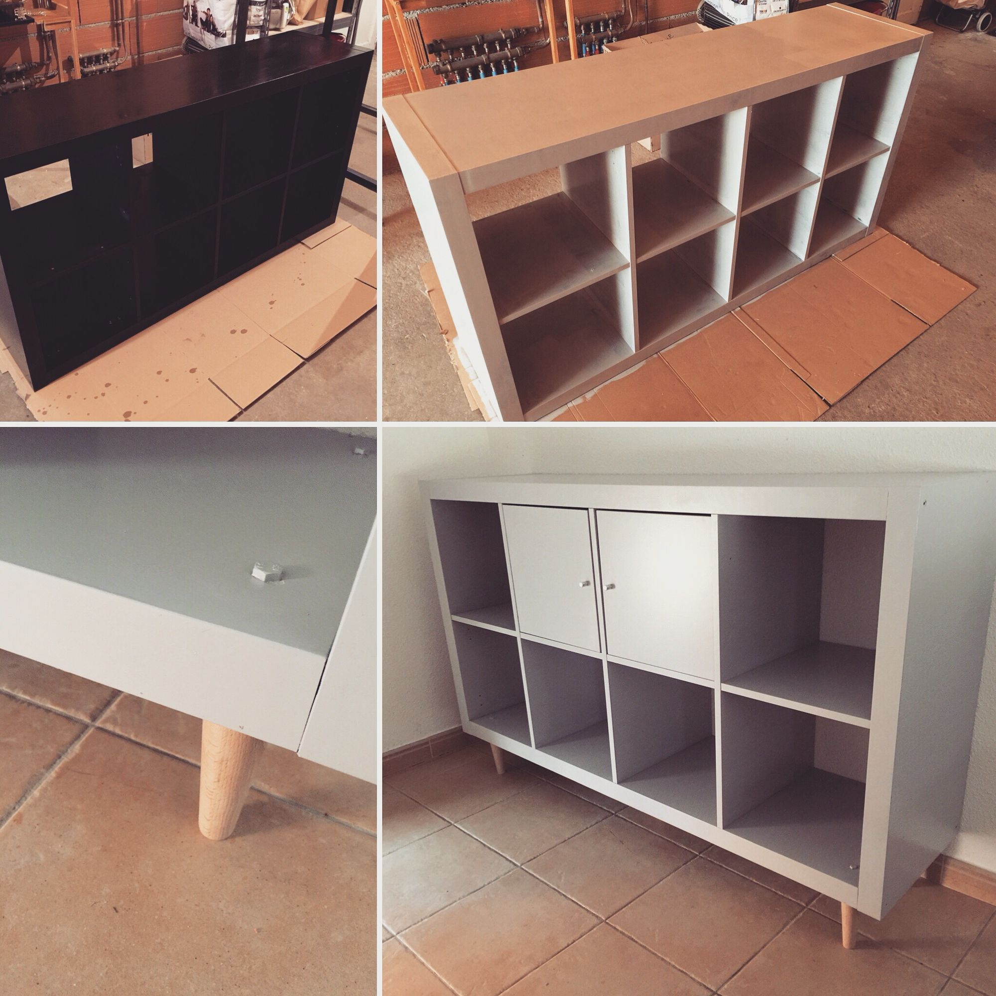 Mueble Kallax Customiser Un Meuble Ikea Kallax Ou Expedit Création By