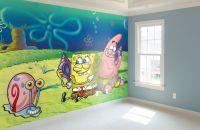 spongebob wall decals | Roselawnlutheran