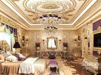 LUXURY ANTONOVICH DESIGN - Master Bedroom in classic style ...
