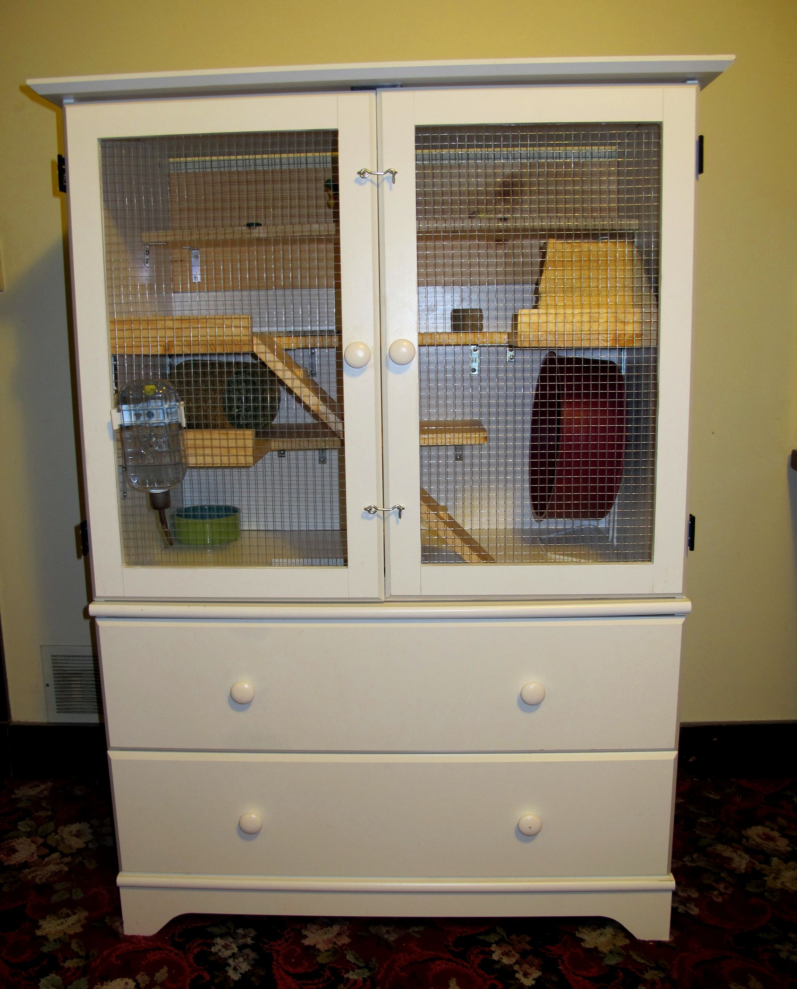 Diy Cage For Rabbit Best 25 43 Small Animal Cage Ideas On Pinterest Animal