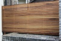Modern The Best Wood Slat Wall Design Exterior Ideas ...